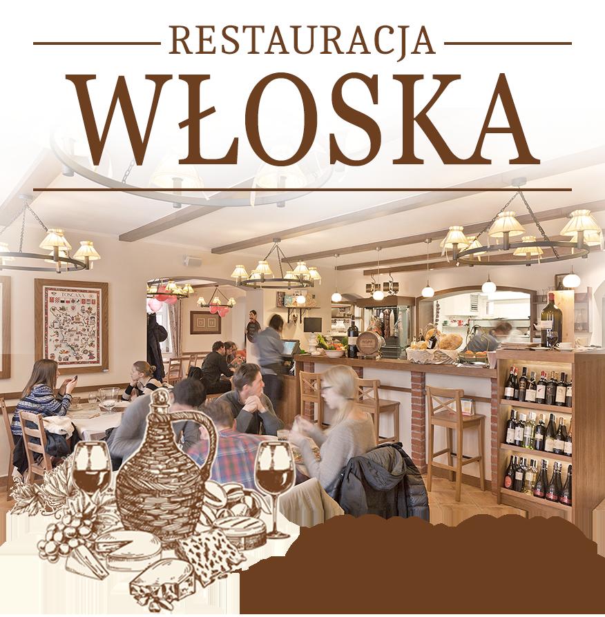 Restauracja Gdańsk Trattoria La Cantina Kuchnia Włoska
